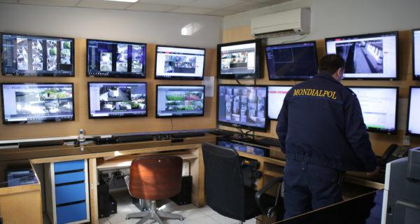 centrale operativa di sicurezza